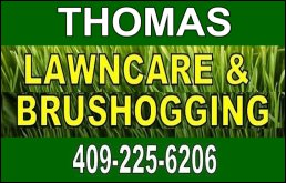 Thomas Lawn Care & Brushogging